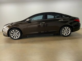 2010 Hyundai i45 YF Premium Brown 6 Speed Automatic Sedan.