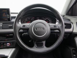 2017 Audi A6 4GL MY18 2.0 TDI Black Edition Black 7 Speed Auto Dual Clutch Sedan