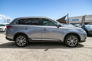 2016 Mitsubishi Outlander ZK MY16 LS 4WD S 6 Speed Constant Variable Wagon