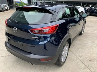 2021 Mazda CX-3 DK2W76 Maxx SKYACTIV-MT FWD Sport Deep Crystal Blue 6 Speed Manual Wagon