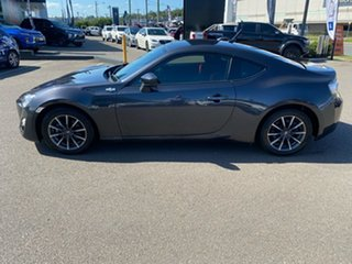 2014 Toyota 86 ZN6 GT Grey 6 Speed Manual Coupe.