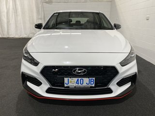 2018 Hyundai i30 PDe MY18 N Performance Polar White 6 Speed Manual Hatchback.