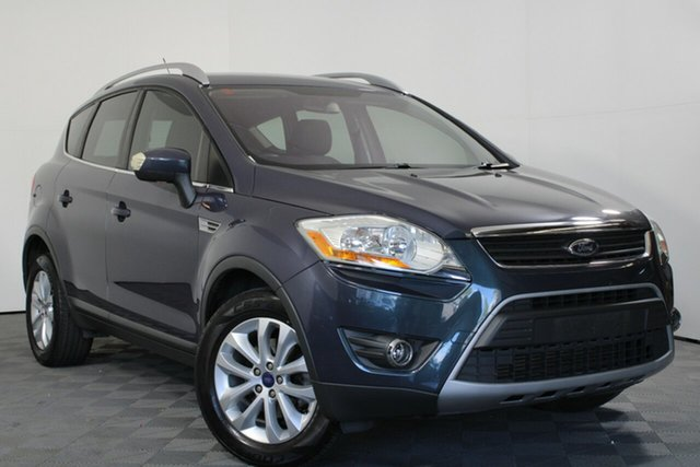 Used Ford Kuga TE Trend AWD Wayville, 2012 Ford Kuga TE Trend AWD Blue 5 Speed Sports Automatic Wagon
