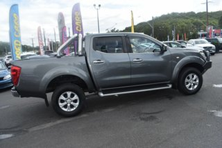 2018 Nissan Navara D23 S3 ST Grey 7 Speed Sports Automatic Utility