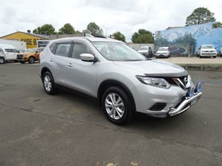 2016 Nissan X-Trail T32 ST X-tronic 4WD Silver 7 Speed Constant Variable Wagon.