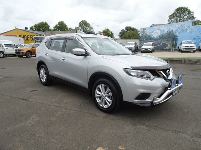 Used Nissan X-Trail T32 ST X-tronic 4WD Nowra, 2016 Nissan X-Trail T32 ST X-tronic 4WD Silver 7 Speed Constant Variable Wagon