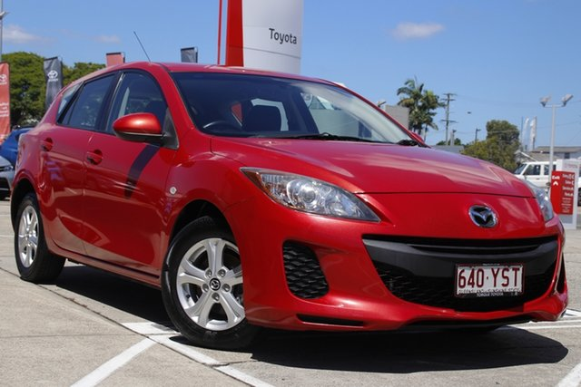 Pre-Owned Mazda 3 BL10F2 MY13 Neo Activematic Albion, 2012 Mazda 3 BL10F2 MY13 Neo Activematic Red 5 Speed Sports Automatic Hatchback