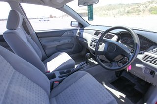 2004 Mitsubishi Lancer CH ES Maroon 4 Speed Automatic Sedan.
