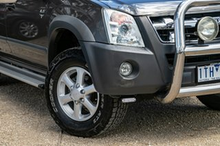 2010 Isuzu D-MAX MY10 LS-M Grey 5 Speed Manual Utility.