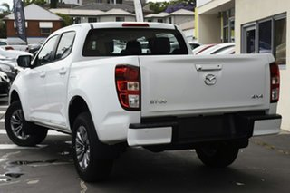 2020 Mazda BT-50 TFS40J XT Ice White 6 Speed Manual Utility