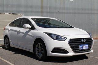 2015 Hyundai i40 VF4 Series II Active White 7 Speed Auto Dual Clutch Sedan.