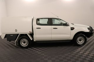 2016 Ford Ranger PX MkII XL Plus White 6 speed Automatic Cab Chassis