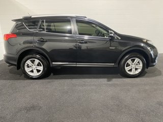 2013 Toyota RAV4 ZSA42R GX 2WD Black 6 Speed Manual Wagon.