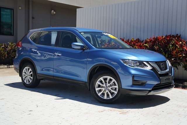 Used Nissan X-Trail T32 Series II ST X-tronic 4WD Cairns, 2019 Nissan X-Trail T32 Series II ST X-tronic 4WD Blue 7 Speed Constant Variable Wagon