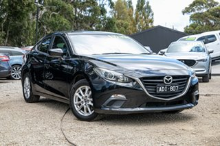 2014 Mazda 3 BM5278 Touring SKYACTIV-Drive Black 6 Speed Sports Automatic Sedan.