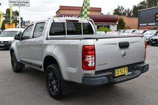 2018 Holden Colorado RG MY18 LS Pickup Crew Cab 4x2 Silver 6 Speed Sports Automatic Utility
