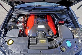 2012 Holden Special Vehicles GTS E Series 3 MY12 Black 6 Speed Manual Sedan