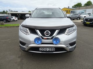 2016 Nissan X-Trail T32 ST X-tronic 4WD Silver 7 Speed Constant Variable Wagon