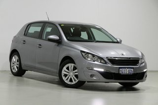 2017 Peugeot 308 T9 MY18 Active Grey 6 Speed Automatic Hatchback.