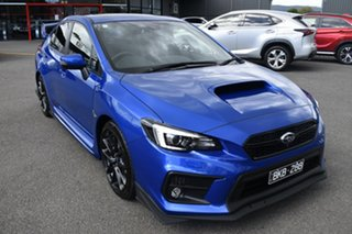 2020 Subaru WRX V1 MY21 Premium Lineartronic AWD Blue 8 Speed Constant Variable Sedan.