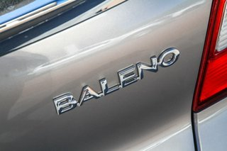 2020 Suzuki Baleno EW Series II GL Silver 4 Speed Automatic Hatchback