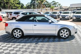 2003 Audi A4 B6 Multitronic Silver 1 Speed Constant Variable Cabriolet