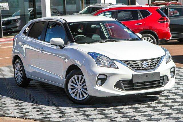 New Suzuki Baleno EW Series II GL Melville, 2020 Suzuki Baleno EW Series II GL White 4 Speed Automatic Hatchback