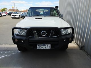 2012 Nissan Patrol Y61 GU 8 ST 5 Speed Manual Wagon.