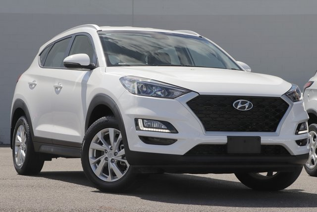 Used Hyundai Tucson TL3 MY19 Active X 2WD Windsor, 2019 Hyundai Tucson TL3 MY19 Active X 2WD White 6 Speed Automatic Wagon