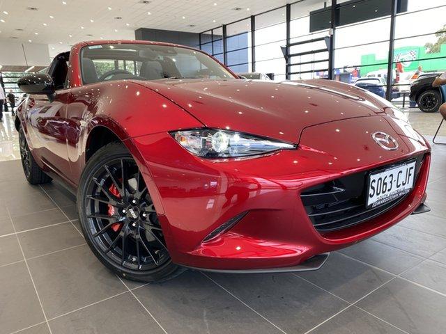 Demo Mazda MX-5 ND Edwardstown, 2021 Mazda MX-5 Targa