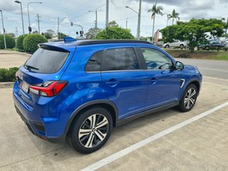 2019 Mitsubishi ASX XD MY20 Exceed 2WD Blue 1 Speed Constant Variable Wagon.