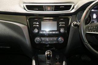 2019 Nissan Qashqai J11 MY18 ST Silver Continuous Variable Wagon
