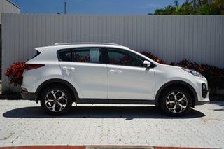 2018 Kia Sportage QL MY18 Si 2WD White 6 Speed Sports Automatic Wagon.