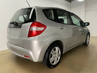 2011 Honda Jazz GE VTi Silver 5 Speed Manual Hatchback.