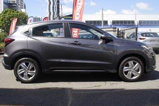 2020 Honda HR-V MY21 VTi-S Modern Steel 1 Speed Constant Variable Hatchback.