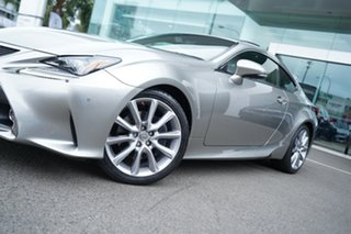2015 Lexus RC350 GSC10R Sports Luxury Grey 8 Speed Automatic Coupe.