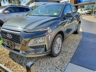 2020 Hyundai Kona Dark Knight 6 Speed Automatic KONA (OS) 5 Seater Wagon.
