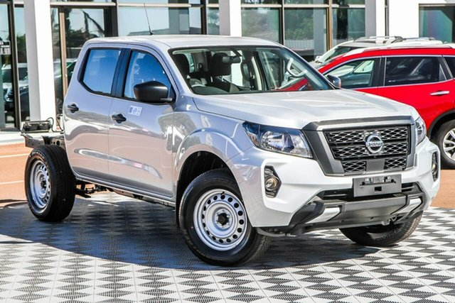 New Nissan Navara D23 MY21 SL Melville, 2021 Nissan Navara D23 MY21 SL Brilliant Silver 6 Speed Manual Utility
