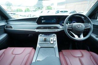 2020 Hyundai Palisade LX2.V1 MY21 Highlander AWD Sierra Burgundy 8 Speed Sports Automatic Wagon