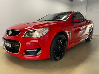 2016 Holden Ute VF II SS Red 6 Speed Automatic Utility