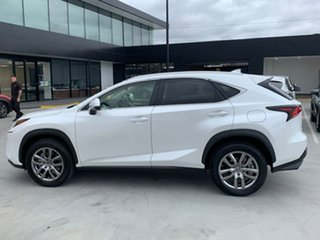 2020 Lexus NX AGZ10R NX300 2WD Luxury White 6 Speed Sports Automatic Wagon