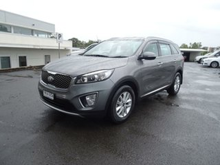 2017 Kia Sorento UM MY17 SI Grey 6 Speed Sports Automatic Wagon.