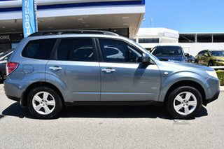 2008 Subaru Forester S3 MY09 XS AWD Premium Sage Green 4 Speed Sports Automatic Wagon