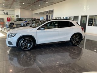 2019 Mercedes-Benz GLA-Class X156 809+059MY GLA250 DCT 4MATIC White 7 Speed