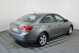 2009 Holden Cruze JG CD Green 6 Speed Sports Automatic Sedan