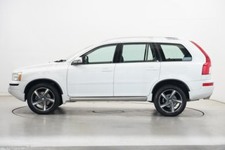 2012 Volvo XC90 P28 MY12 D5 Geartronic R-Design White 6 Speed Sports Automatic Wagon.