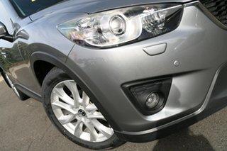 2012 Mazda CX-5 KE1071 Grand Touring SKYACTIV-Drive AWD Aluminium 6 Speed Sports Automatic Wagon.