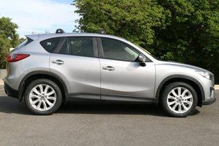 2012 Mazda CX-5 KE1071 Grand Touring SKYACTIV-Drive AWD Aluminium 6 Speed Sports Automatic Wagon