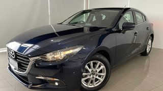 2017 Mazda 3 BN5478 Maxx SKYACTIV-Drive 6 Speed Sports Automatic Hatchback.