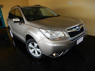 2015 Subaru Forester MY14 2.5I Bronze Continuous Variable Wagon